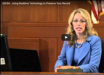 Using Realtime Technology to Preserve Your Record
